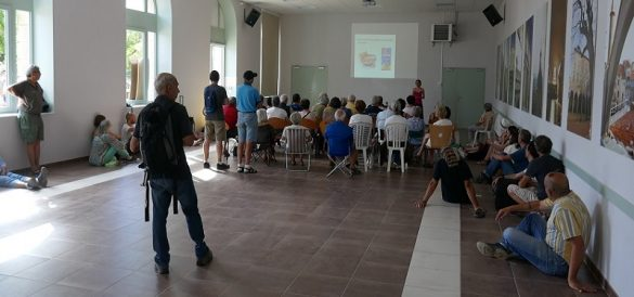 Fêtes des possibles conférence zéro déchet Montbrison 2018