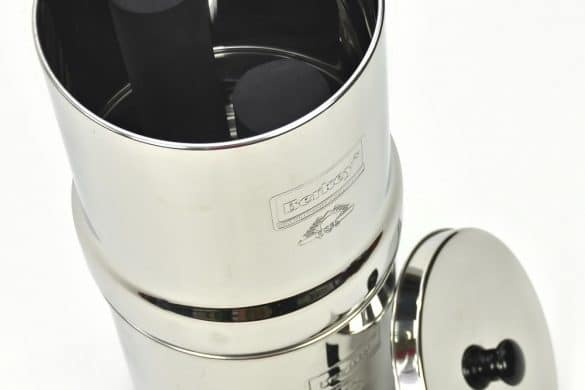 Big Berkey code cadeau