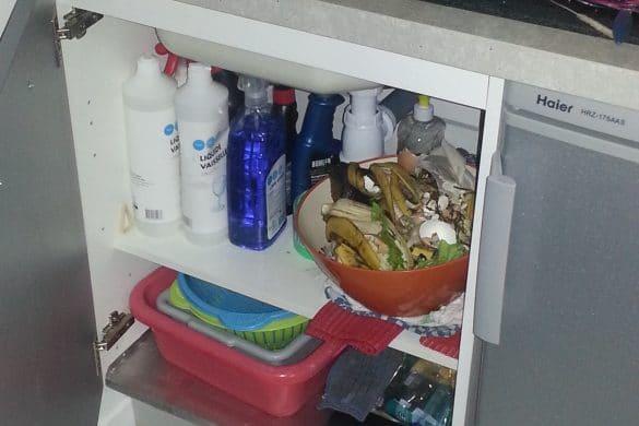 saladier compost vacances