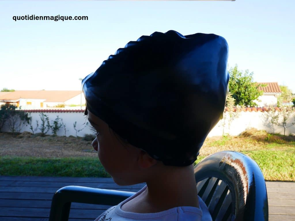 bandeau bonnet protection poux