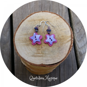 purple starlette